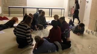 Laboratorio Artístico Performance. V Encuentro Arte Para La Motivación Austria 2017
