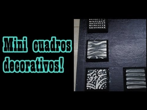 Decorativos - NUEVO VIDEO http://www.youtube.com/watch?v=SOZNFruaPsM.