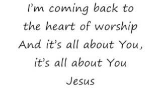 Video Heart Of Worship, The - Michael W Smith [lyrics] MP3, 3GP, MP4, WEBM, AVI, FLV Mei 2019
