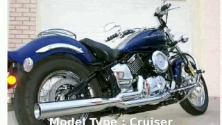 1. 2008 Yamaha V Star Custom  superbike Specs