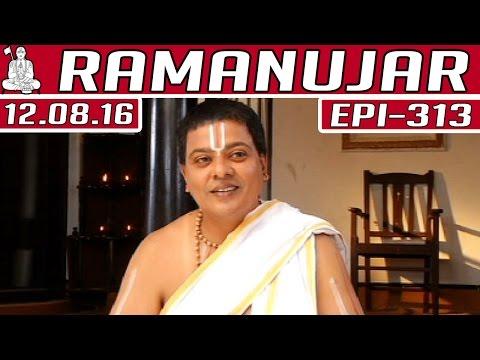 Ramanujar-Epi-313-12-08-2016-Kalaignar-TV