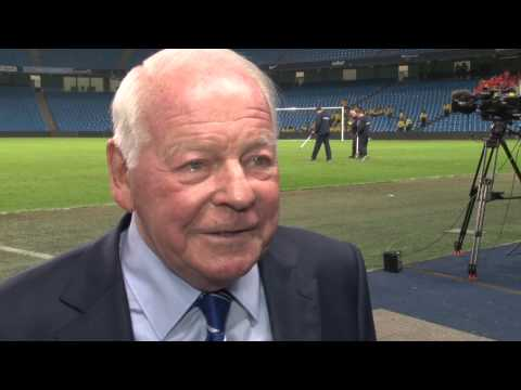 DAVE WHELAN BURSTS INTO SONG AFTER CITY WIN