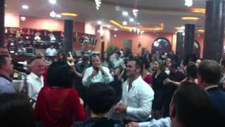 Yllka Kuqi - Potpuri E Shqiperise Se Mesme Live Ne Hotel Diplomat Veleshte Struge 01.01.2014