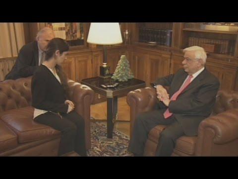 Για γενοκτονία των Γιαζίντι έκανε λόγο ο Πρόεδρος της Δημοκρατίας