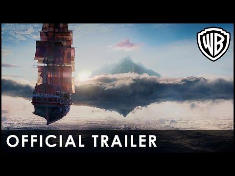 Movie Trailer:  Pan (2015)