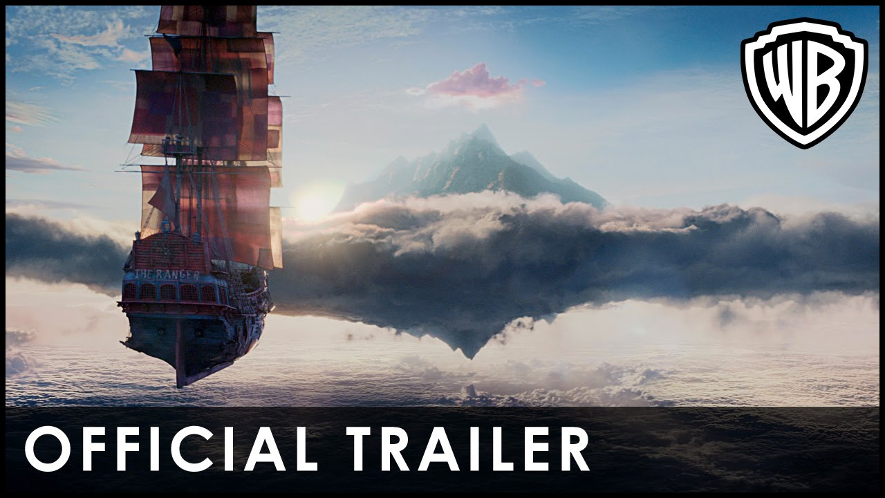 Movie Trailer:  Pan (2015)
