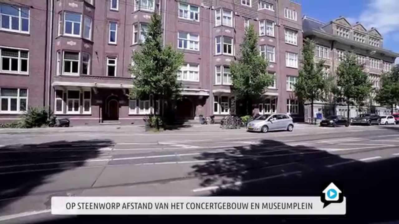 Amsterdam, Lairessestraat  6- II LI