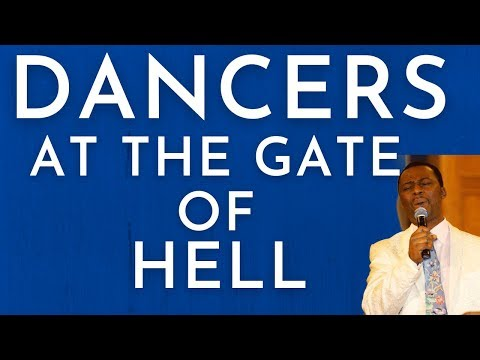 dr dk olukoya - Dancers At The Gate Of Hell