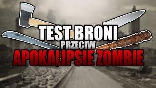 Video TEST Domowych BRONI Przeciw ZOMBIE ! MP3, 3GP, MP4, WEBM, AVI, FLV Mei 2019