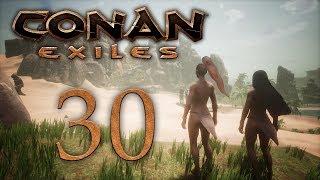 Conan Exiles — прохождение игры на русском — Сепермеру, город Сета [#30] | PC