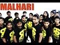 Super Dance Choreography On Malhari | Bajirao Mastani 2015