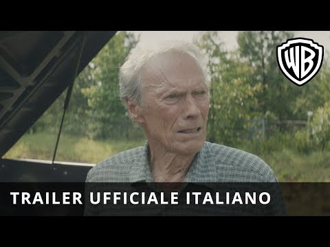 Preview Trailer Il corriere - The Mule, trailer italiano ufficiale