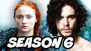 Game Of Thrones Season 6 Everything You Need To Know. Episode 1 Premiere, Jon Snow, Night's King White Walkers, Tyrion Lannister Dragons and Daenerys Targary...