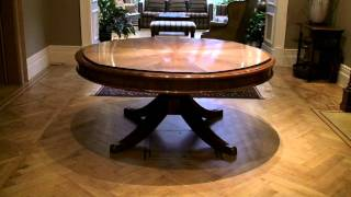 Радиальный стол