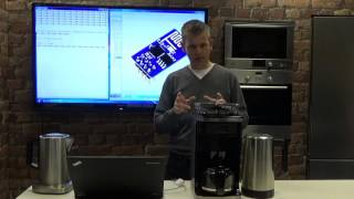 Hacking the Coffee Pot