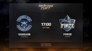GoodJob vs forZe, Hellcase Cup 7