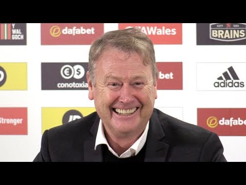 Wales 1-2 Denmark - Age Hareide Full Post Match Press Conference - UEFA Nations League