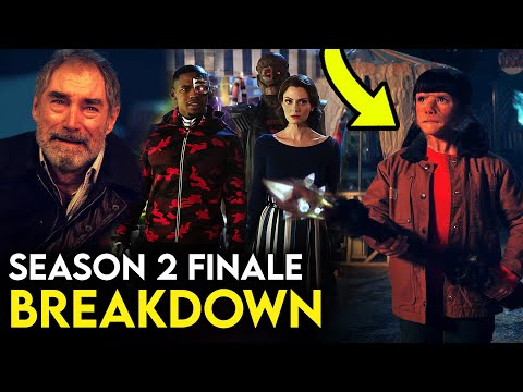 It CAN'T End Here!! - Doom Patrol Season 2 Episode 9 FINALE Review
