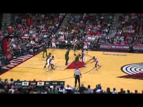 Utah Jazz 102 – Portland Trail Blazers 97
