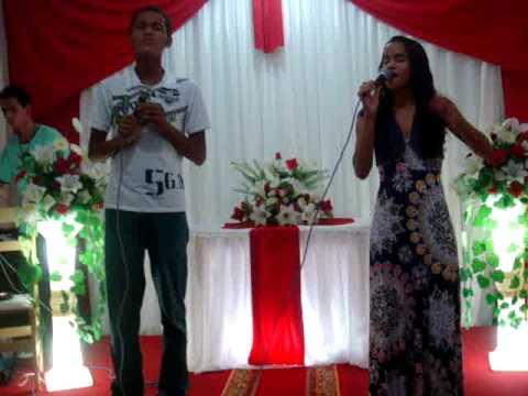 Louvor   Marlene   Assembléia de Deus em Uibaí