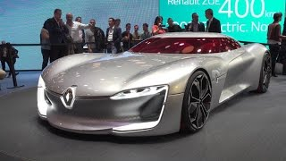 Top 5 concept cars from the 2016 Paris motor show by Roadshow