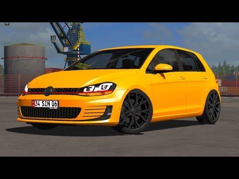 Volkswagen Golf 7 2014  1.32.x