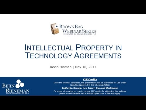 Intellectual Property in…