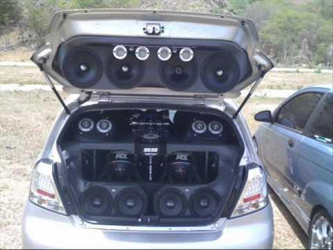 Car Audio - Konga para Competir