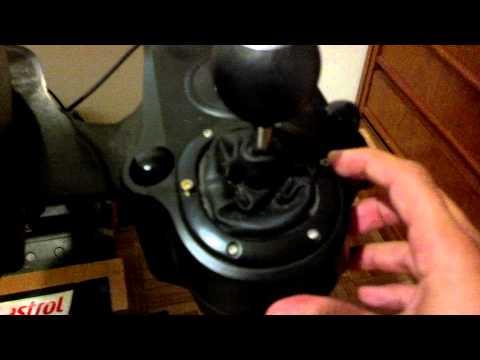 secuencial - Como hacer la reforma de la palanca de cambio del volante logitech g27 con 2 banditas elasticas.