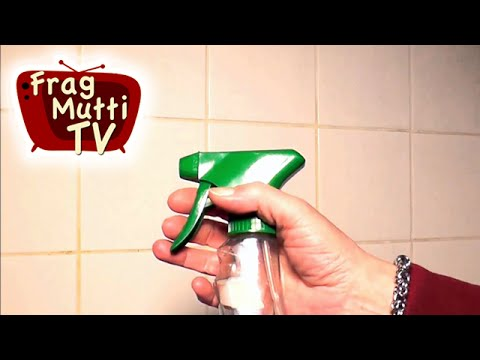 Bad richtig putzen - 5 hilfreiche Tipps   Frag Mutti TV