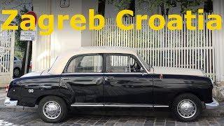 Zagreb, Croatia | First Days Exploring Amazing Croatia!
