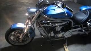 8. 5 Hyosung Gv650 Aquila LED 2011 bagger Adiga Rider
