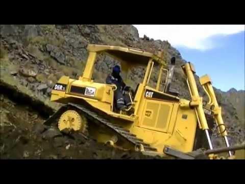 Apertura de Carretera, terraplen y nivelacion (Proyecto Pushaquilca) - INCCA