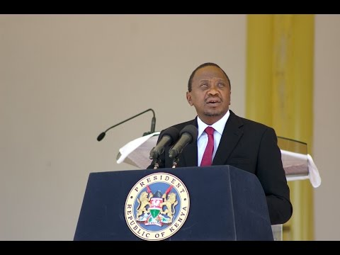 Kenyatta urges Kenyans to pray for the nation ahead of polls