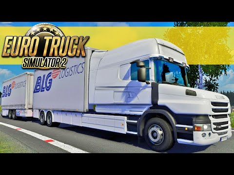 euro - Scania Longline Tandem - Euro Truck Simulator 2 ➨ Vídeo Novo: Scania Rebaixada - http://youtu.be/q-DmNzA_Lps Mais de Euro Truck 2 - Serra Perigosa - http://youtu.be/Jdq6-fHOnAQ - Cegonha...