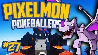 """THE FINAL GYM (Dragon)"" Pixelmon Server Pokeballers Adventure Season 2 Episode 27"