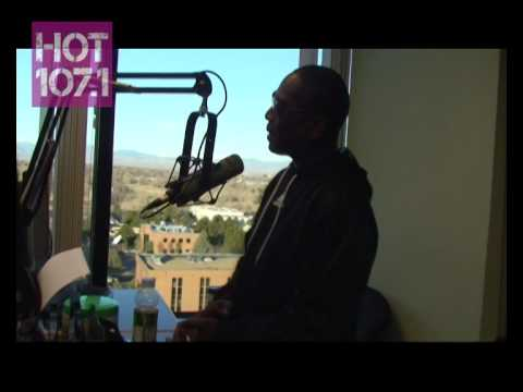 Actor/comedian Guy Torry live interview