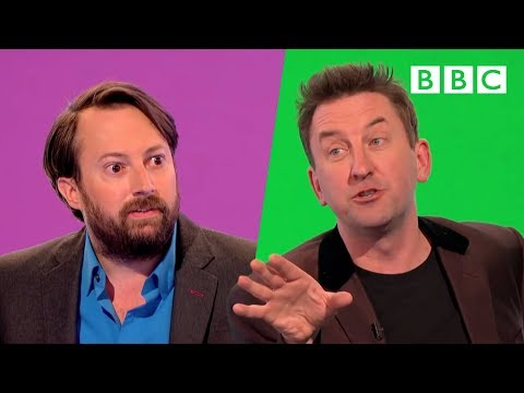 would i lie to you - More about this programme: http://www.bbc.co.uk/programmes/b01s9l5s Lee Mack, Denise Van Outen and Rhod Gilbert quiz David Mitchell.