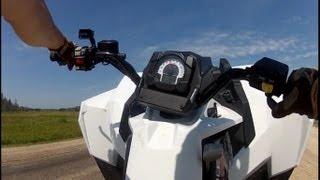 2. Polaris Scrambler 850 XP Racing Roost Wheelie Drift 4x4 Dirt Swamp Trailer