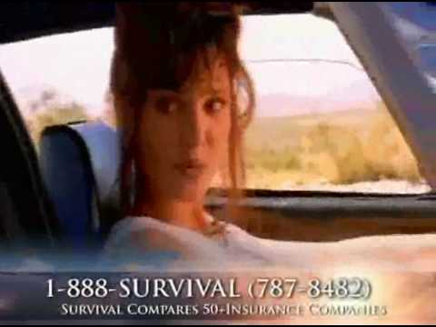 Banned Commercials by SURVIVAL Instant car Insurance