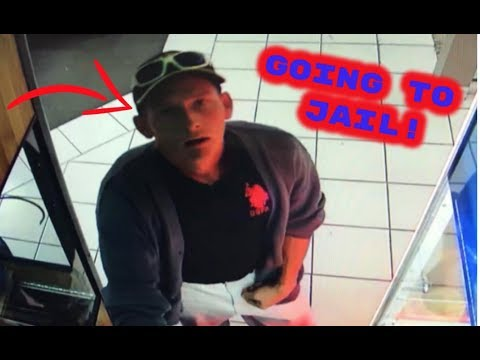 CAUGHT THE GUY THAT BROKE INTO MY COIN PUSHER!!