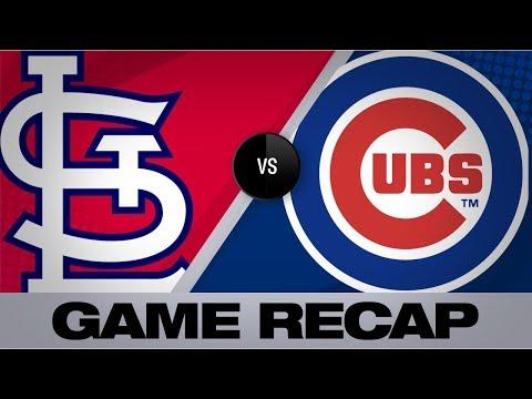 Video: Molina, DeJong power Cardinals past Cubs   Cardinals-Cubs Game Highlights 9/21/19