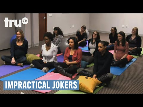 Impractical Jokers - Q Experiences The Joys Of Pregnancy (Punishment) | TruTV