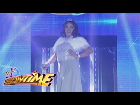 It's Showtime Miss Q & A: Queen Isabela returns as guest co-host