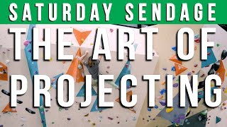 Saturday Sendage: The Art of Projecting - Projecting Mint (V6); Saturday Sendage Ep.17 by Verticalife