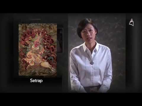 Video: The Relationship Between Dorje Shugden & Setrap
