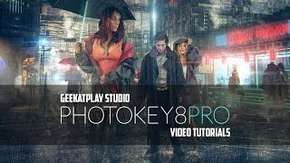 Photokey Pro video tutorials, masking with precision. Learn how to use application for your workflow. Green screen, high keying, batch processing and more.3D artist, Matte painter, Digital photographer or just creative soul, i created this channel for you, to share my knowledge and try to spark creativity.If you like this videos, please subscribe to channel, for instant notifications, when new tutorials released. On average about 3+ in week. Free download bonus files and more videos at http://www.geekatplay.comArt portfolio and examples at http://www.chopinephotography.com