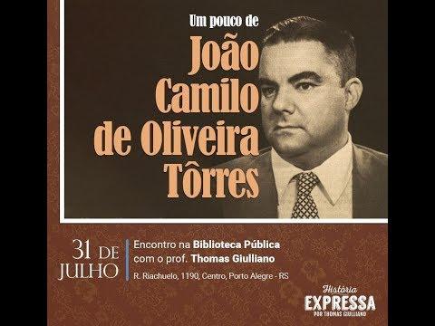 Um pouco de João Camilo de Oliveira Torres – Thomas Giulliano