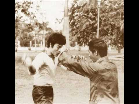 Amazing Rare Bruce Lee The Big Boss with Peter Thomas Soundtrack -'Malaparte Sinus'