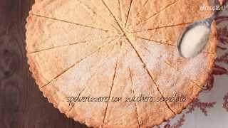 Biscotti al burro e zucchero
